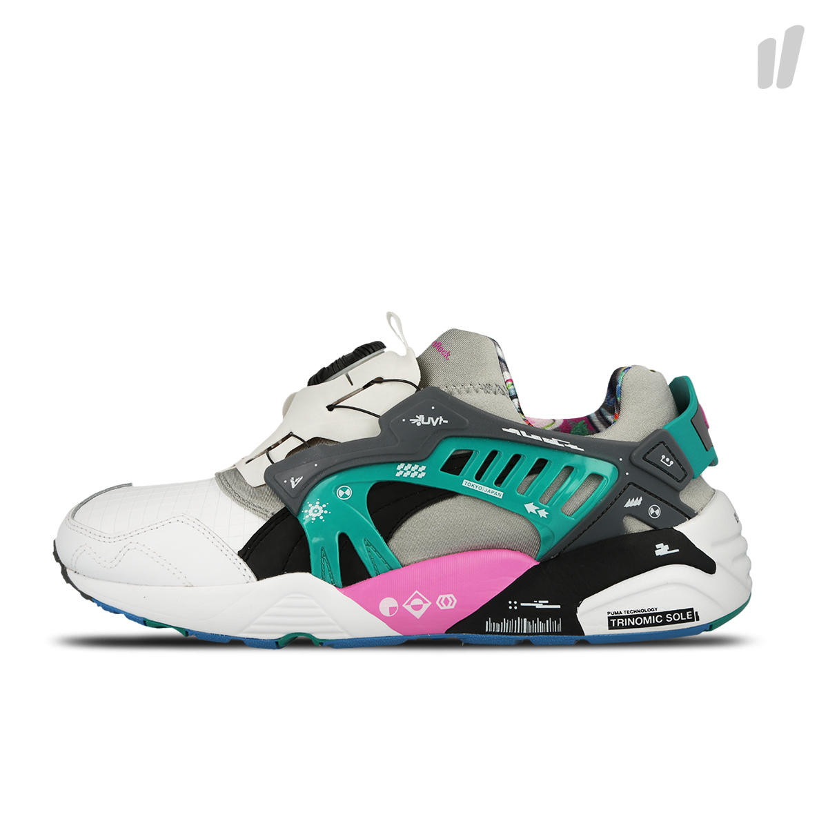 puma disc 361379 01 overkill berlin graffiti bekleidung sneaker. Black Bedroom Furniture Sets. Home Design Ideas