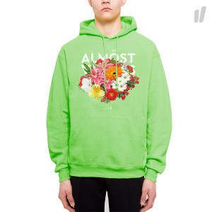 Almost Always Big Bouquet Hoodie ( 009 / Green )