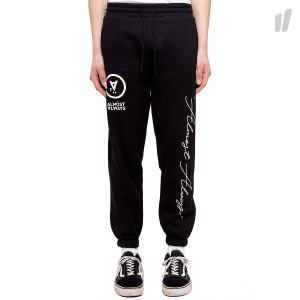 Almost Always Home Office Sweatpants ( 018 / Black )