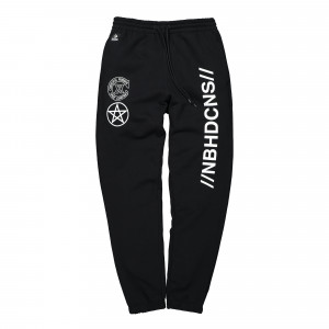 Neighborhood x Converse Sweatpants ( 10018146-A01 / Black )