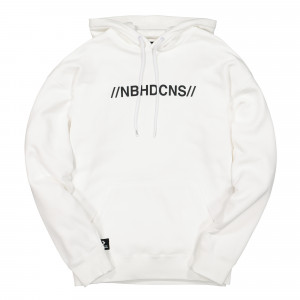 Neighborhood x Converse Hoodie ( 10018148-A02 / White )