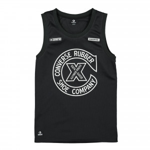 Neighborhood x Converse Mesh Jersey ( 10018149-A01 / Black )