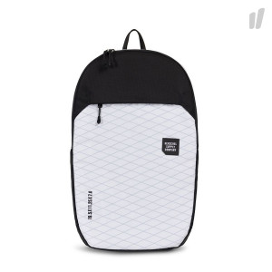 Herschel Mammoth Large Backpack ( 10322-01821 / White - Black )