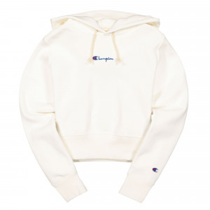 Champion Hooded Sweatshirt ( 112691-WW001 / White )