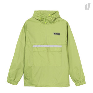 Stussy Contrast Ripstop Anorak ( 115403 / 0412 / Lime )