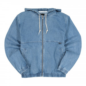 Stussy Denim Work Jacket ( 115532 / 0811 / Indigo )