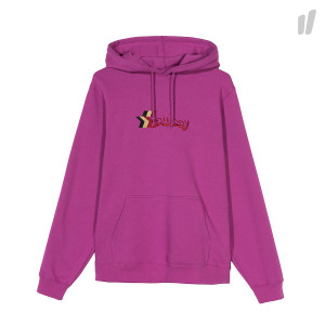 Stussy 3 Star Applique Hood ( 118317 / 0623 / Berry )