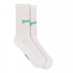 Wasted Paris Bridge Socks ( 128305 / White )