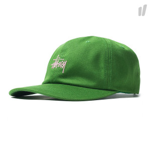 Stussy Stock Low Pro Cap ( 131863 / 0401 / Green )