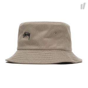 Stussy Stock Bucket Hat ( 132909 / 0821 / Taupe )