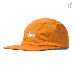 Stussy Basic Stock Camp Cap ( 132919 / 0602 / Orange )