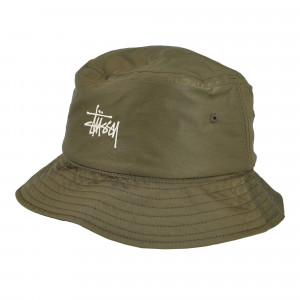 Stussy Reversible Bucket Hat ( 132975 / 0401 / Green )