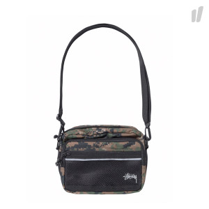 Stussy Digi Camo Shoulder Bag ( 134201 / 19053 / Digi Camo )