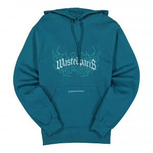 Wasted Paris Shadow Bridge Hoodie ( 138140 / Everglade Green )