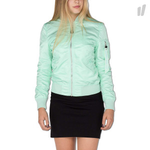 Alpha Industries Wmns MA-1 VF LW ( 156001 43 / Mint )