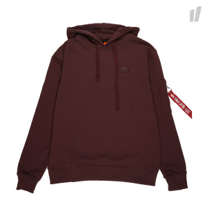 Alpha Industries X-Fit Hoody ( 158321 / 21 / Deep Maroon )