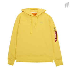 Alpha Industries X-Fit Hoody ( 158321 / 229 / Prime Yellow )