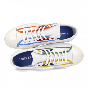 Converse Logo Mash Up x Converse Star Player OX ( 167141C )