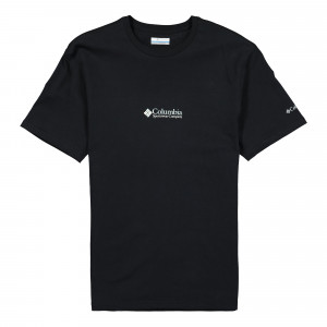 Columbia CSC Basic Logo Short Sleeve ( 1680053017 / Black CSC Retro )