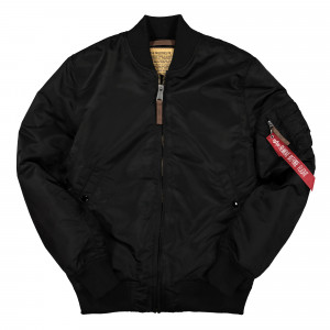 Alpha Industries MA-1 VF 59 Long ( 168100 / 03 / Black )