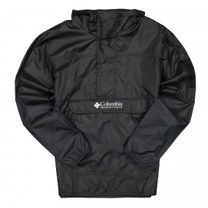 Columbia Challenger Windbreaker ( 1714291010 / Black )