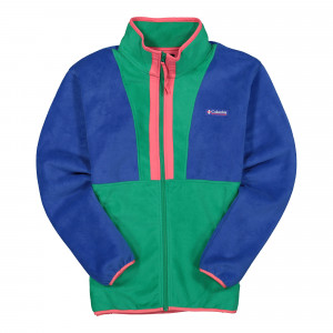 Columbia Back Bowl Full Zip Fleece ( 1872792410 )