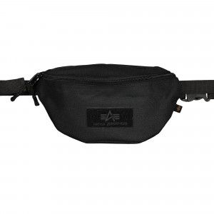Alpha Industries Waist Bag VLC ( 188912 / 03 / Black )