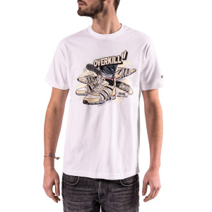 Overkill x Peter O'Toole Shirt ( white / sand )