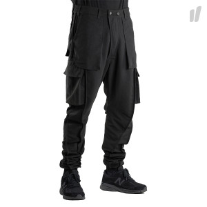 Guerrilla Group Stability Cargo Jogger Pants ( 18S-ES-PL01 / Black )