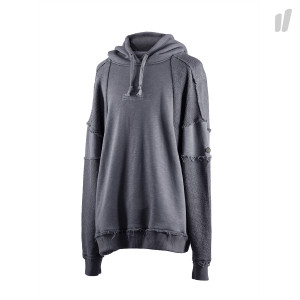 Guerrilla Group Logotype Contrast Hoodie ( 18S-ES-TH01 / Grey )