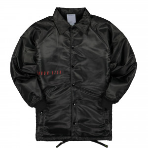 Poliquant Boa Coach Jacket ( 1902011 / Black )