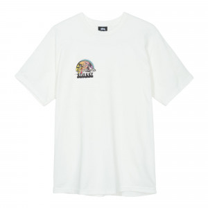 Stussy Dead Surf Pigment Dyed Tee ( 1904355 / 1002 / Natural )