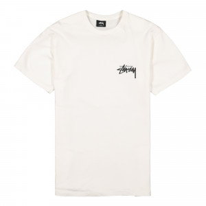 Stussy Daydream Pigment Dyed Tee ( 1904438 / 1002 / Natural )