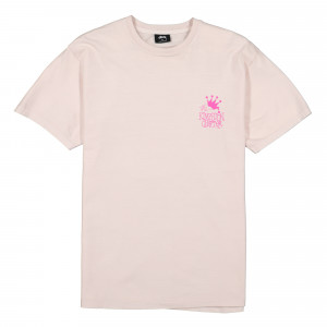 Stussy Kingston Chapter Pigment Dyed Tee ( 1904440 / 18984 / Fogg )