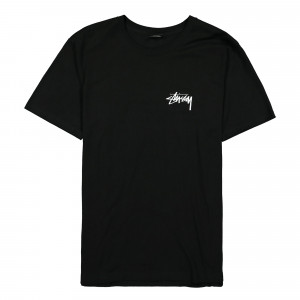 Stussy Say It Loud Tee ( 1904481 / 0001 / Black )
