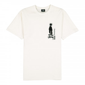 Stussy Delusion Pigment Dyed Tee ( 1904590 / 1002 / Natural )