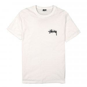 Stussy Peace Sign Tee ( 1904662 / 1201 / White )