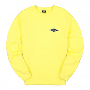 Stussy Gear Crew ( 1914461 / 0408 / Lemon )