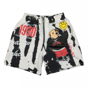 Chinatown Market Smiley Champion Varsity Bear Sweatshort ( 1950038 / 0008 / Grey )
