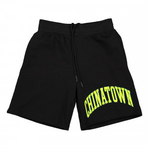 Chinatown Market Arc Left Sweatshort ( 1950075 / 0001 / Black )