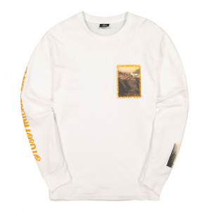 Stussy Great Outdoors Longsleeve Tee ( 1994492 / 1201 / White )