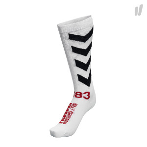 Willy Chavarria x Hummel Sports Socks ( 203-840-9001 / White )