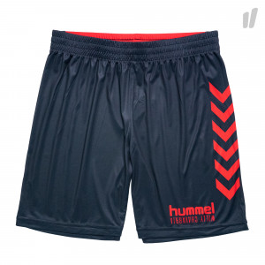 Willy Chavarria x Hummel Mortensen Shorts ( 204-565-2001 / Black )