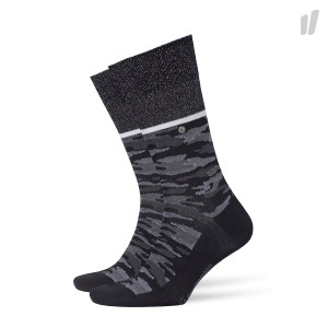 Burlington Glitter Camo Socks ( 20562-3000 / Black )
