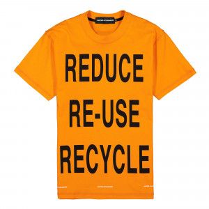 United Standard Virgil Recycle T-Shirt ( 20SUSTS17 / Orange )