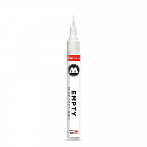 Molotow Empty Marker Pump Softliner 222EM 1 mm
