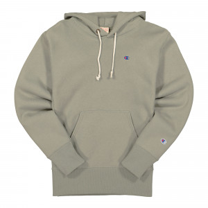 Champion Hooded Sweatshirt ( 215214-GS028 / Green )