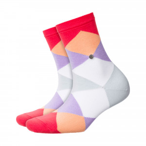 Burlington Wmns Bonnie Socks ( 22090-8542 / Red)