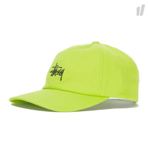 Stussy Wmns Stock Low Pro Cap ( 232202 / 0412 / Lime )