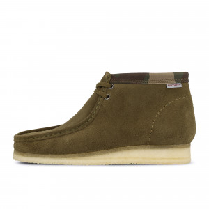 Carhartt WIP x Clarks Wallabee Boot ( 261461687 )